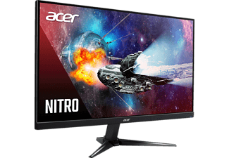 ACER Nitro QG271 27 Zoll Full-HD Monitor (1 ms Reaktionszeit, 75 Hz)