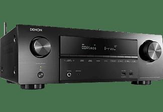 DENON AVR-X1600H AV-Receiver (7.2 Kanäle, Schwarz)