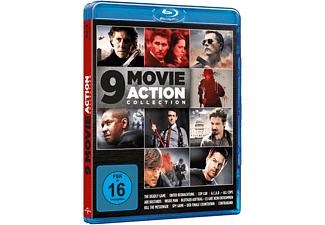 9 Movie Action Collection - Vol. 2 Blu-ray