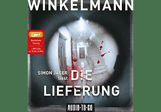 Andreas Winkelmann - Die Lieferung  - (MP3-CD)