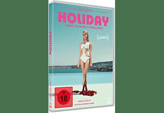 Holiday - Sonne, Schmerz und Sinnlichkeit DVD