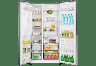 GORENJE Kühlschrank Grau NRS9182VX