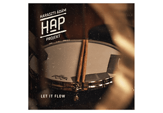 Haraszti Ádám Projekt (HAP) - Let It Flow (CD)