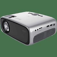 PHILIPS NeoPix Easy+ Mini-Projektor (WVGA, 2600 Lumen, )