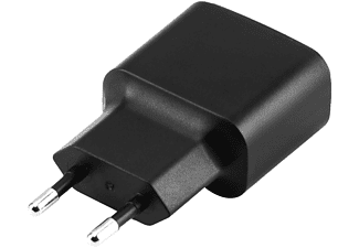 Cargador para móvil - OK. OZB-523, Universal, Entrada doble, Negro