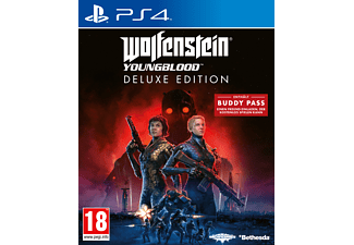 Wolfenstein Youngblood Deluxe Edition für PlayStation 4
