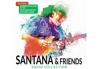 Santana & Friends - Radio Collection  - (CD)