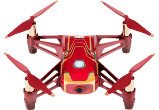 RYZE Tello Ironman Drohne Ironman Look (Rot/Gold)