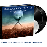 Mandoki Soulmates - Living in The Gap + Hungarian Pictures Limited Premium Box [CD]