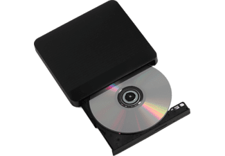 LG Slim Portable DVD Writer Zwart (GP50NB41.AUAE12B)