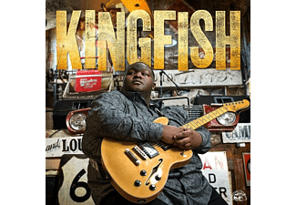Christone -kingfi Ingram - Kingfish (180g Vinyl)  - (Vinyl)