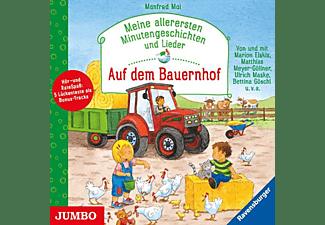 Manfred Mai - Meine Allerersten Minutengeschichten Und Lieder.A  - (CD)