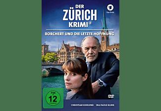 Der Zürich-Krimi 03: Borchert und die letzte Hoffn DVD