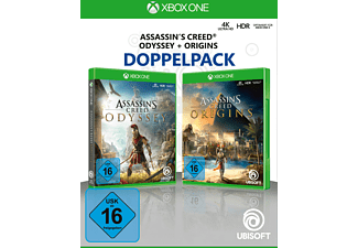 Assassin's Creed Odyssey + Origins Doppelpack - [Xbox One]