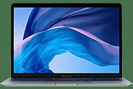 APPLE MVFH2D/A MacBook Air, Notebook mit 13.3 Zoll Display, Core i5 Prozessor, 8 GB RAM, 128 GB SSD, Intel UHD Graphics 617, Space Grau