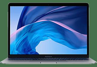 APPLE MVFJ2D/A MacBook Air, Notebook mit 13,3 Zoll Display, Core™ i5 Prozessor, 8 GB RAM, 256 GB SSD, Intel UHD Graphics 617, Space Grau
