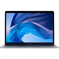 APPLE MVFJ2D/A MacBook Air, Notebook mit 13.3 Zoll Display, Core i5 Prozessor, 8 GB RAM, 256 GB SSD, Intel UHD Graphics 617, Space Grau