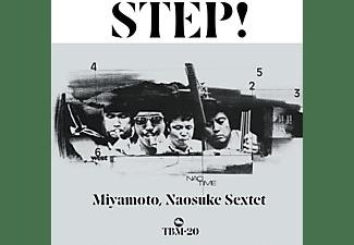 Naosuke Miyamoto Sextet - STEP ! (LP)  - (Vinyl)
