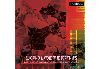 VARIOUS - LUX AND IVY'S DIG THE BEATNIKS: A COLLECTION OF FI  - (CD)