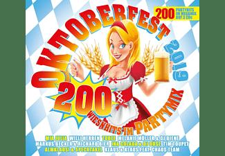 VARIOUS - Oktoberfest 2019-200 Wiesnhi  - (CD)
