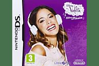 Nintendo DS Violetta: Ritmo y Música