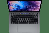 APPLE MUHP2D/A MacBook Pro, Notebook mit 13.3 Zoll Display, Core i5 Prozessor, 8 GB RAM, 256 GB SSD, Intel Iris Plus Graphics 645, Space Grau