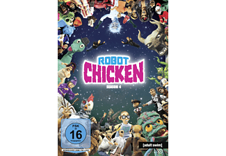 Robot Chicken: Season 4 DVD