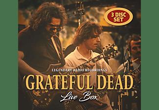 Grateful Dead - Live Box  - (CD)