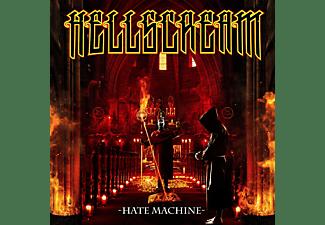 Hellscream - HATE MACHINE  - (Vinyl)