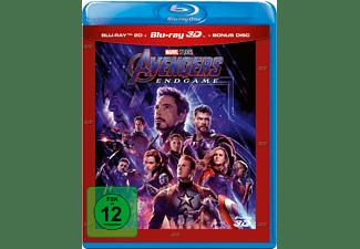 Avengers: Endgame [3D Blu-ray (+2D)]