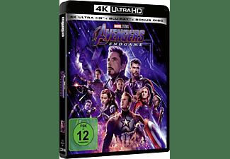 Avengers: Endgame 4K Ultra HD Blu-ray + Blu-ray