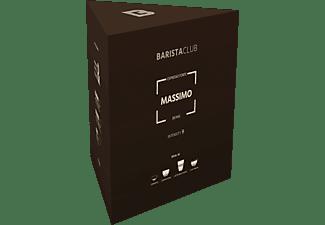 BARISTACLUB Massimo Espresso Forte Kaffeebohnen (Kaffeevollautomaten, Siebträger, Espresso)