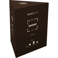 BARISTACLUB Massimo Espresso Forte Kaffeebohnen
