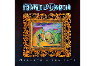 Manolo Garcia - Geometria Del Rayo (Exc. Web) - CD