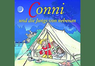 Conni und die Jungs von nebenan  - (CD)