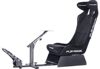 PLAYSEAT Evolution Pro Alcantara - Gaming Stuhl (Schwarz)