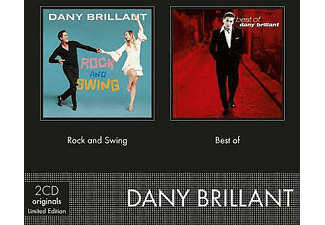 Dany Brillant - Coffret 2CD (Rock & Swing/Best Of) CD