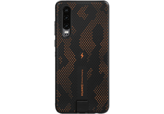 HUAWEI Wireless Charging Cover voor Huawei P30 Dynamic Orange (55030843)