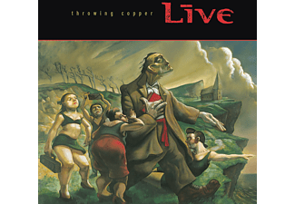 Live - Throwing Copper (25th Anniversary) Vinyl + CD