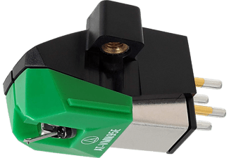 AUDIO TECHNICA Cellule Phono pour platine Vert (AT-VM95E)