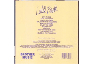 Laid Back - Healing Feeling  - (CD)
