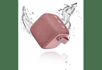 FRESH N REBEL Rockbox Bold S Bluetooth Lautsprecher, Rosa, Wasserfest