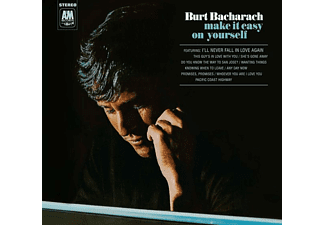 Burt Bacharach - Make It Easy On Yourself  - (CD)