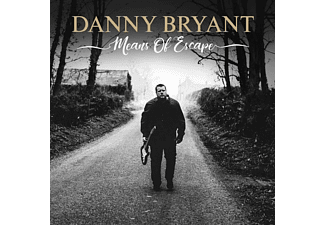 Danny Bryant - Means Of Escape  - (CD)