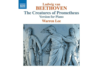 Warren Lee - The Creatures of Prometheus  - (CD)