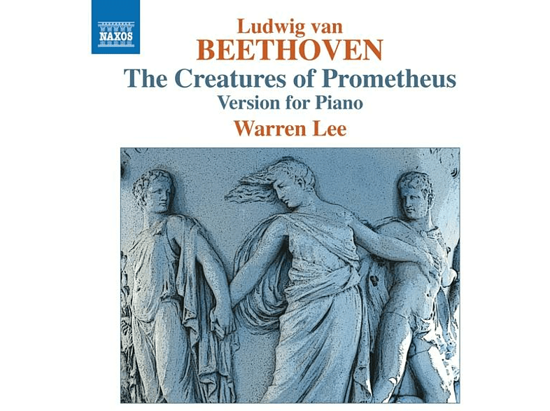 Warren Lee - The Creatures of Prometheus [CD]