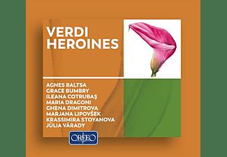 VARIOUS - Verdi Heroines  - (CD)