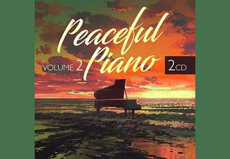 VARIOUS - Slow Piano Sounds  - (CD)