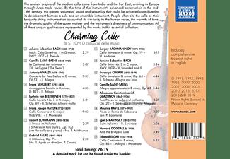 VARIOUS - Charming Cello  - (CD)