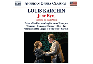 Orchestra Of The League Of Composer, Karchin, Zetlan - Jane Eyre  - (CD)